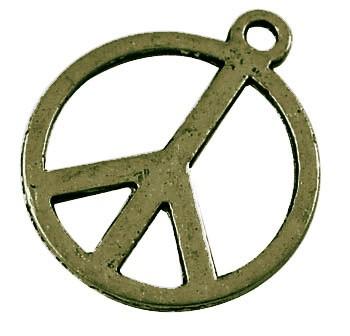Charm Anhänger Peace