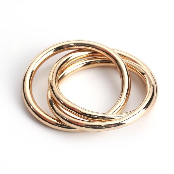 Anhänger Ringe für Halskette