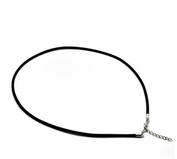 Nylon Halskette mit Verschluß