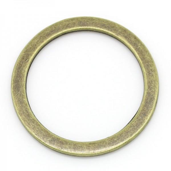 Bindering geschlossen bronzefarben