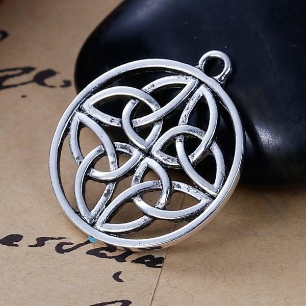 Charm Anhänger Keltischer Knoten